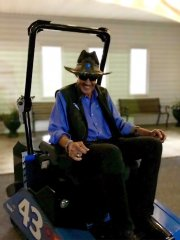 Richard Petty on the TUC